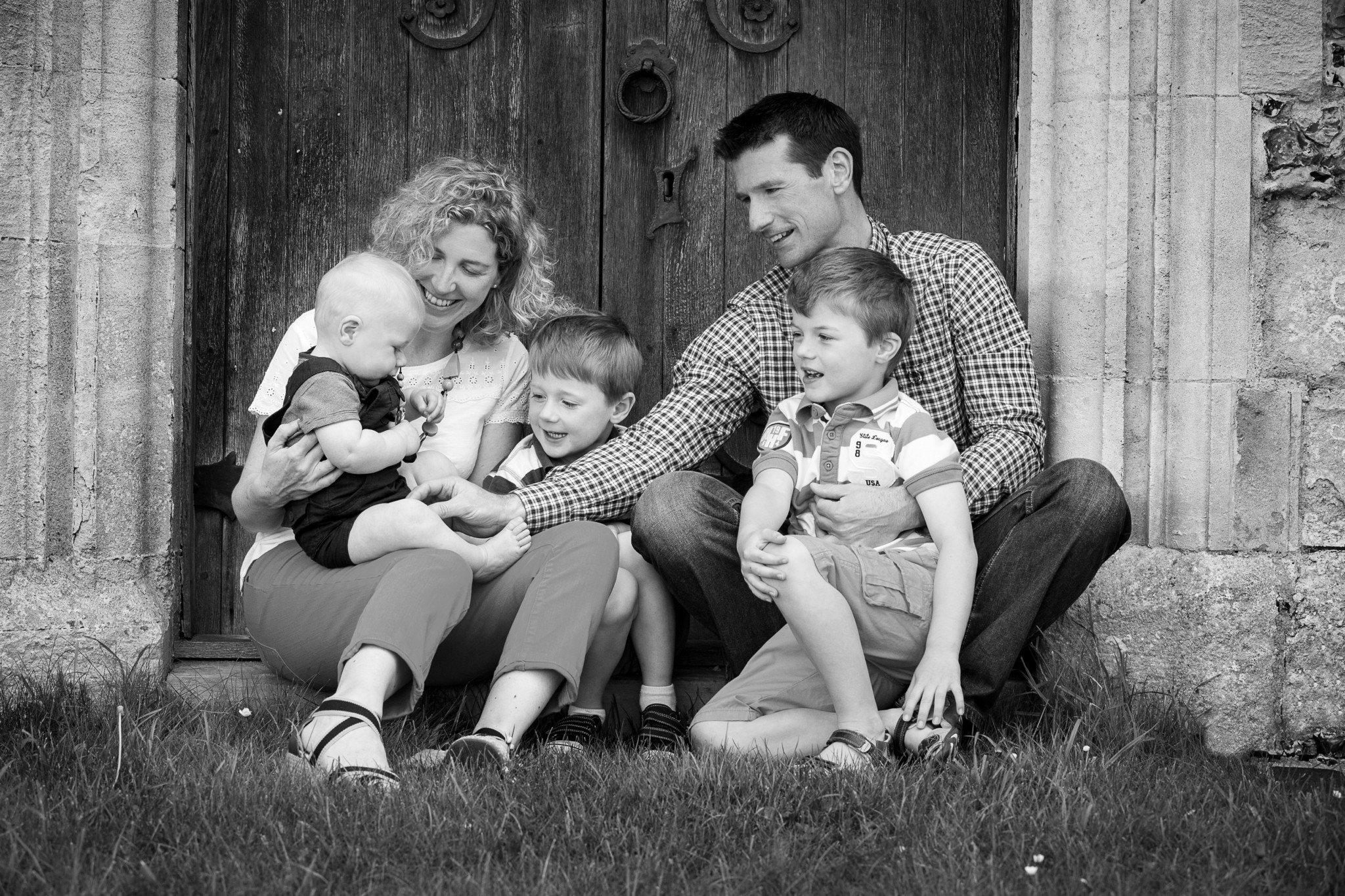 Family Portrait Photography