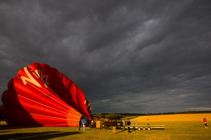 Virgin Balloon Flight Oxfordshire