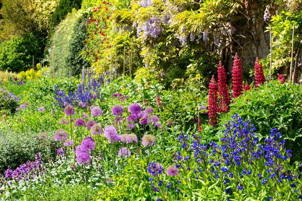 Waterperry Gardens, Horticulture,