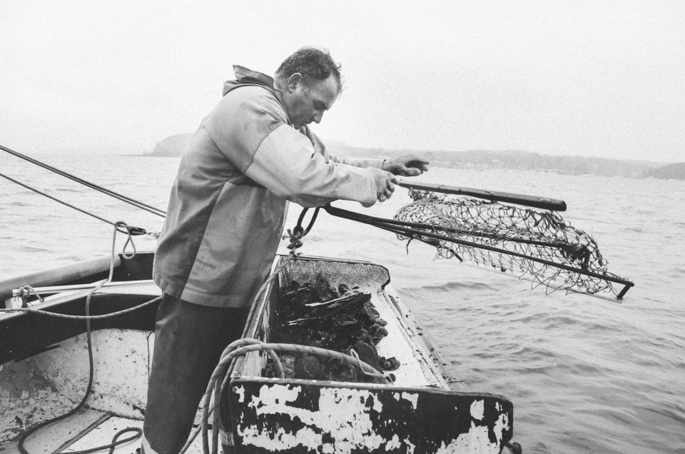 The Story of an Oysterman