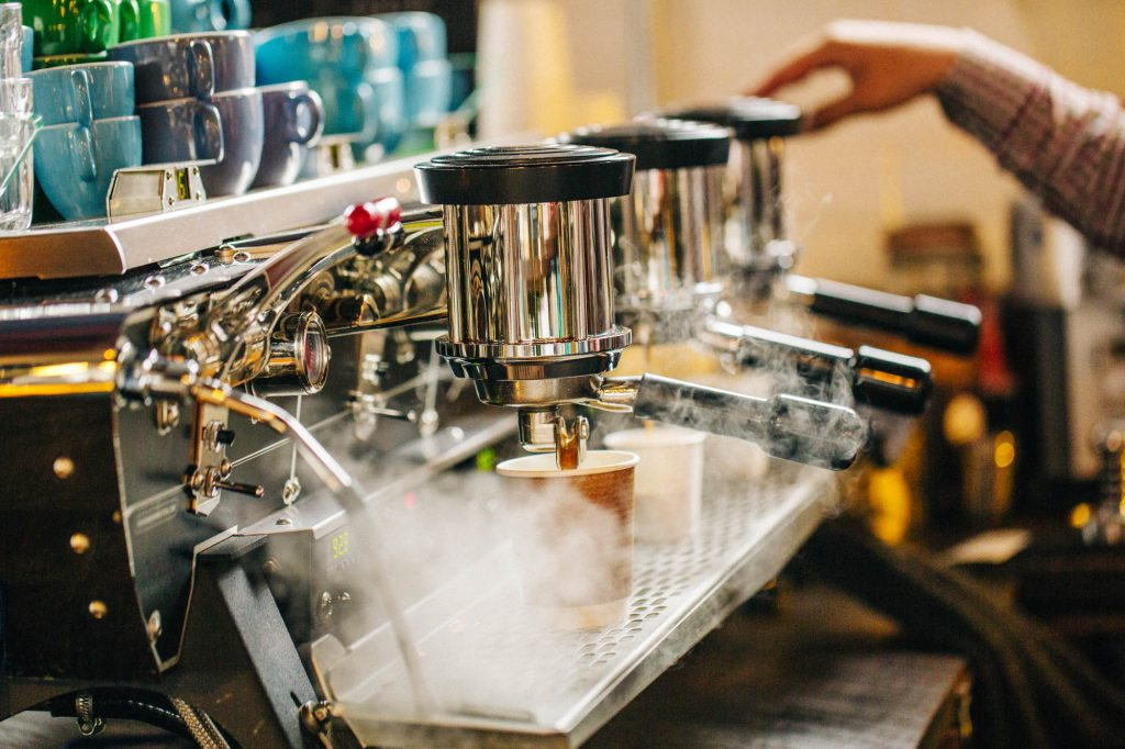 Coffee Shop, Coffee roaster, Barista, Coopers Marlow