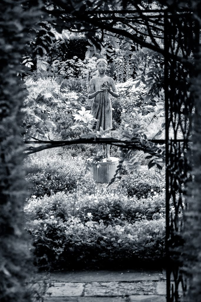 Thought the Garden Gate, Waterperry Garden