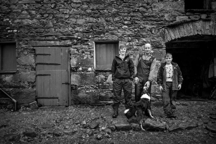 Farming Photography, Princes Countryside Fund, Lake District, Herdwick, Borrowdale Valley