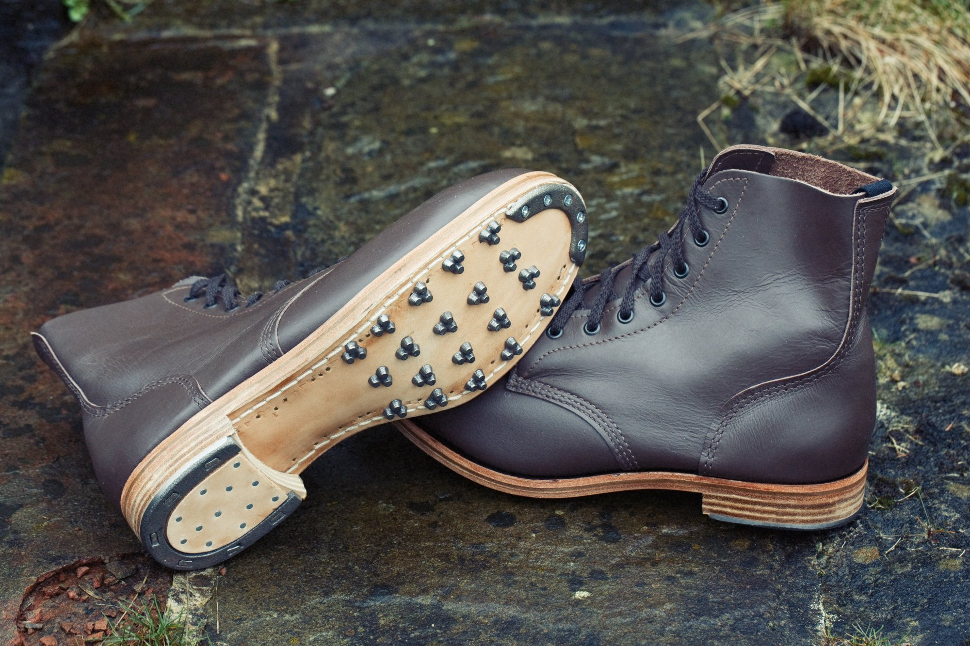 traditional shoemaker, William Lennon & Co, Peak District, british made, bookmaker, made in britain, artisan made, traditional skills