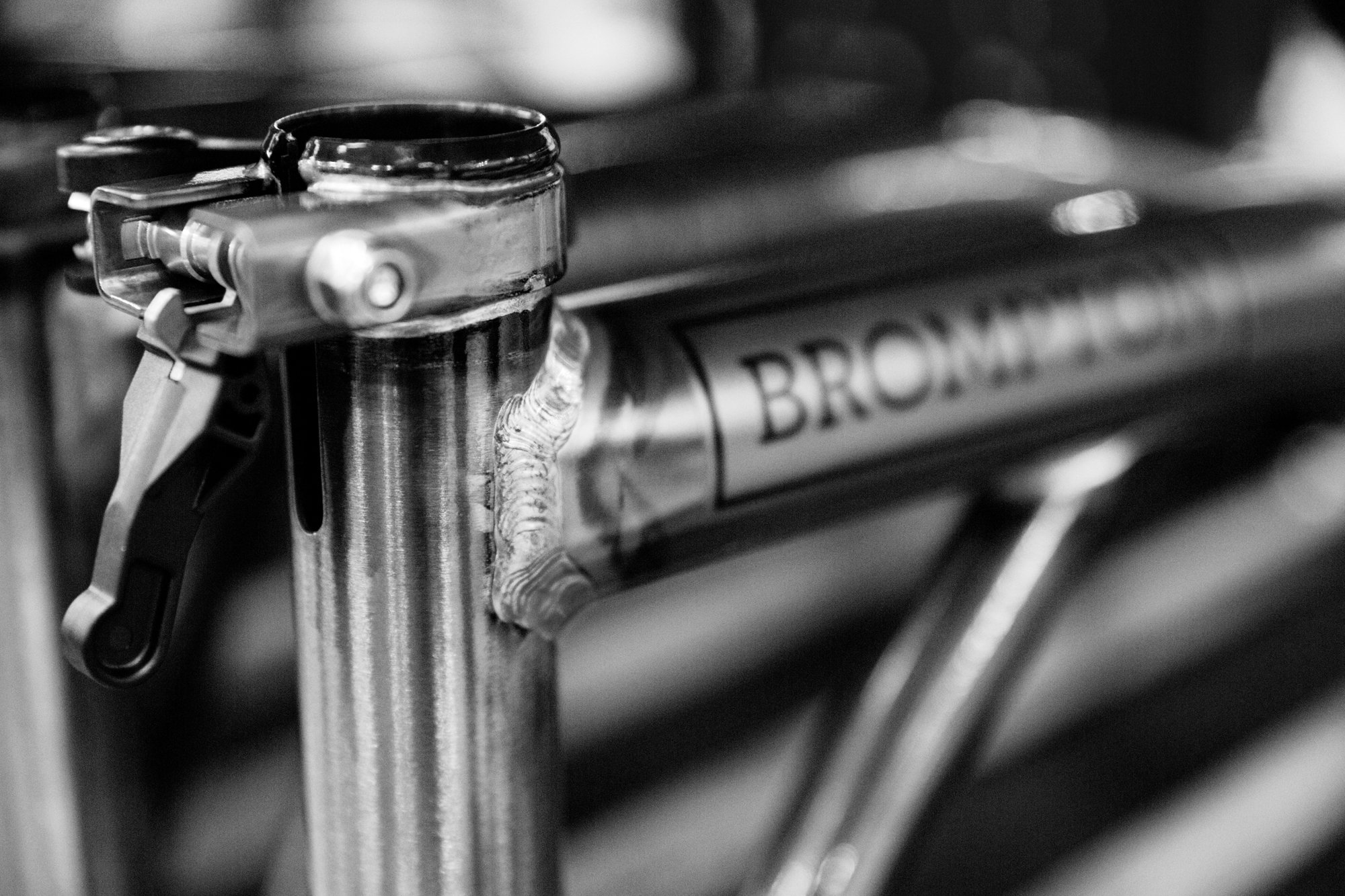 Brompton cycle, folding bike, Brompton Bicycle, manufacturing, british made bikes, bikes, cycling, brazing, Brompton