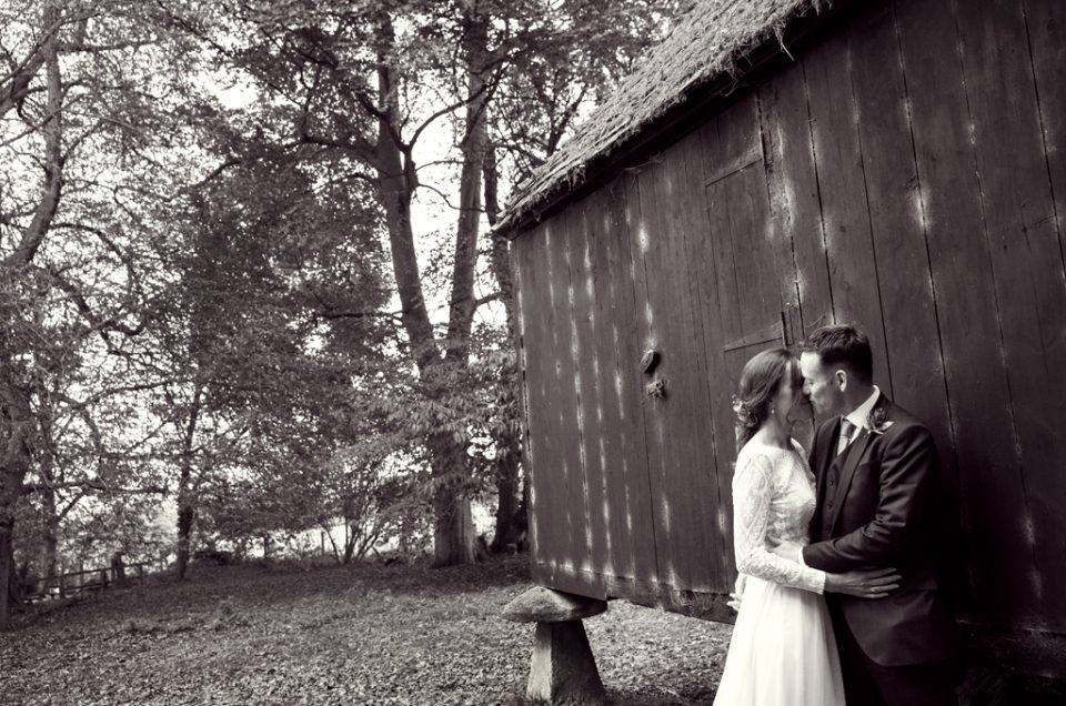 Fiona & Marcus, Dorchester & Lains Barn Wedding