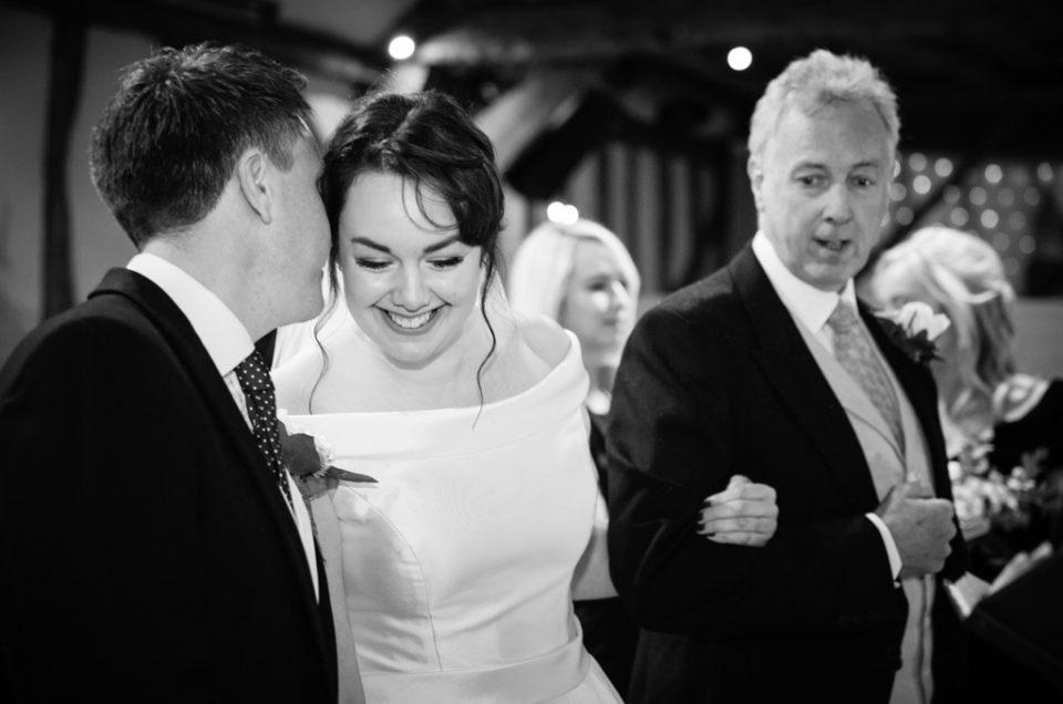 Richard & Emma, Luxters Wedding